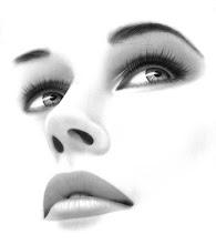Photo: Cara hermosa de mujer