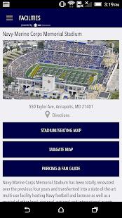 Navy Sports Gameday LIVE - screenshot thumbnail