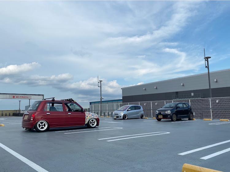 ミラ L275Sの岡田自動車,KMG,たむぅが現れた!!,よーいちstyle,休日の出来事に関するカスタム&メンテナンスの投稿画像6枚目