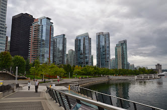 Photo: Vancouver from Coal Harbour