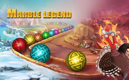 Marble Legend - Puzzle Game 1.5.9 screenshots 1
