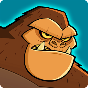 COLLECT Giant Monsters! SMASH Rival Cities! LAUGH maniacally in public! APK Icon