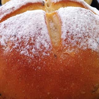 When West meets East - Potato Bread.