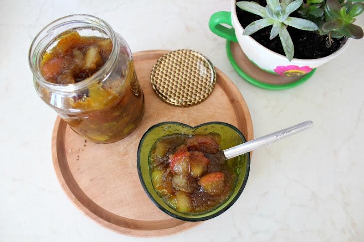 Green Tomato and Apple Jam Recipe | Yummly