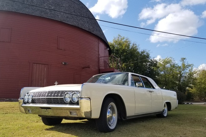 1962 Lincoln Continental Hire OK