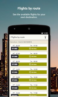 Vueling - Cheap Flights screenshot 05