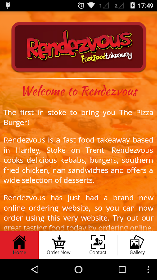 Rendezvous- screenshot