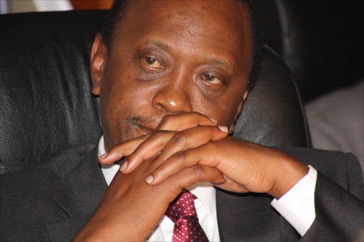 Uhuru is being pushed to the wall, will he fight back, be lynched or crucified?