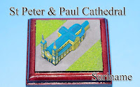 St Peter & Paul Cathedral‐Suriname‐