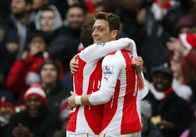 Premier League : Arsenal dispose de Bournemouth et revient à hauteur de Tottenham