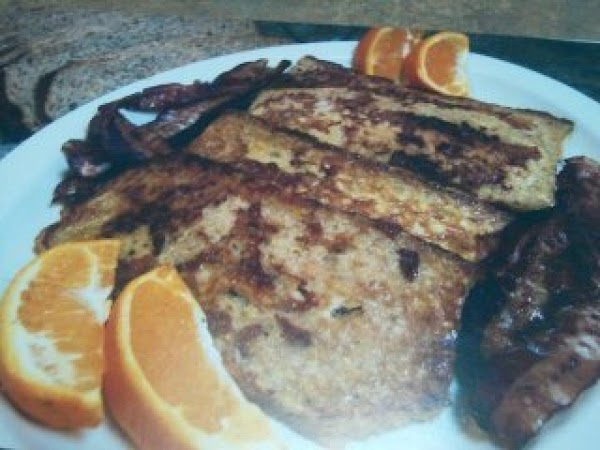 Whole Grain French Toast Recipe