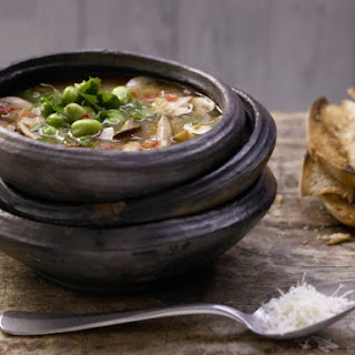 Mushrooms Soup Tuscan Recipes