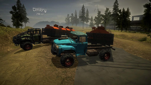 Reduced Transmission HD online.(Hard offroad 2019)  screenshots 10