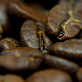 Coffee Beans by Bhavin Degadwala - Food & Drink Ingredients ( mojo, beans, coffee, wake up, java )