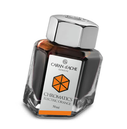 CdA Ink Electric Orange