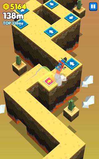 Cubie Jump - Tap Dash apktram screenshots 6