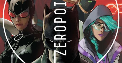 Batman/Fortnite: Zero Point Team Talk Translating Fortnite's Mechanics to Comics