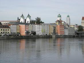 Photo: Donau und Passau