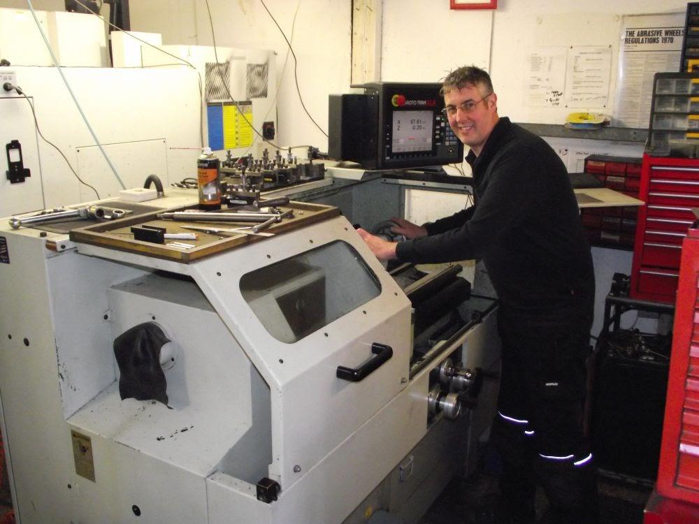 DJM Engineering срочно приходит на помощь с EDGECAM