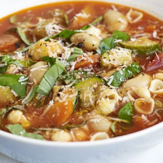 Italian Vegetable Soup.