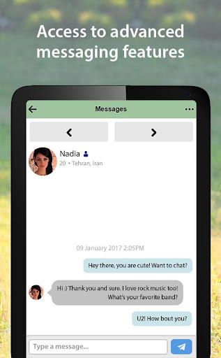 IranianSinglesConnection - Iranian Dating App 2.1.6.1561 screenshots 12