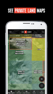 OnX Hunt Maps Hunting GPS Offline US Topo Maps Apps On Google Play - Onx map app
