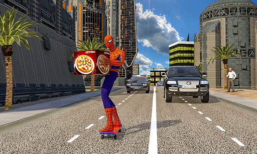 Spider Hero Pizza Delivery 1.5 {cheat|hack|gameplay|apk mod|resources generator} 3