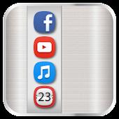 Side Apps Bar+ (Edge Sidebar)
