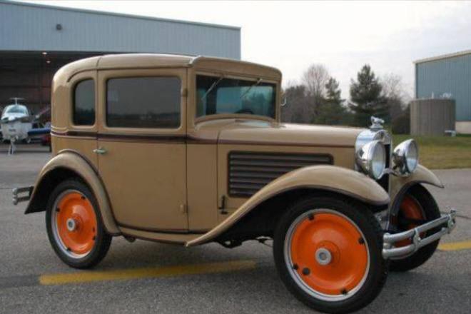 1930 American Austin Hire Oakland CA