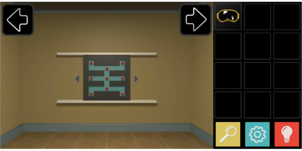 Escape Game Nine Shelves- screenshot thumbnail