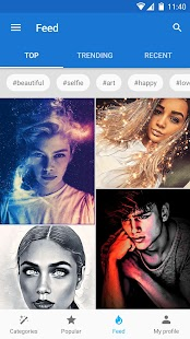 Photo Lab PRO Picture Editor: effects, blur & art Screenshot