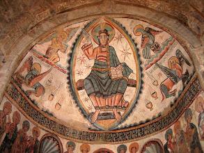 Photo: cópia Pantócrator canònica Sta.Maria de Mur
