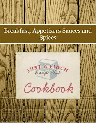 Breakfast, Appetizers Sauces and Spices