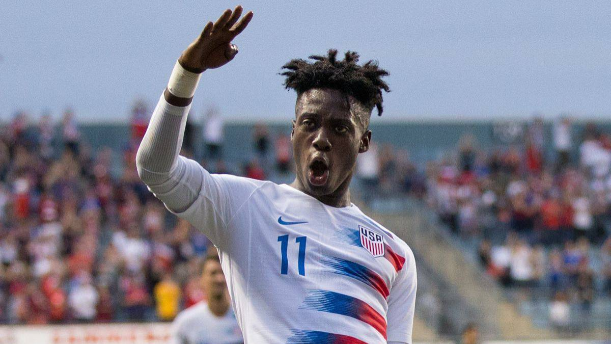 Tim Weah set to leave PSG and on his way to Lille? - AS.com