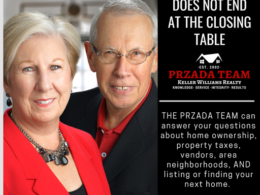 THE PRZADA TEAM at Keller Williams Realty Plano on Google