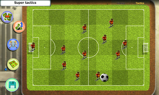 Inter Football Manager- screenshot thumbnail