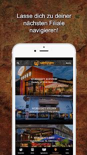 WERKSTATT Restaurants for PC-Windows 7,8,10 and Mac apk screenshot 6