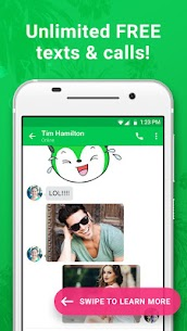Nextplus Free SMS Text + Calls 1