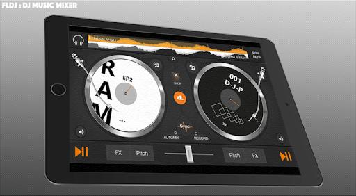 VIRTUAL FLDJ STUDIO - Djing & Mix your music 6.0.1 screenshots 2