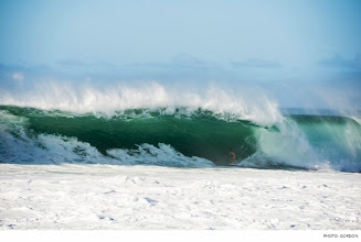 Photo: Photo of the Day: Dan Malloy, Off The Wall. Photo: Gordon #Surfer #SurferPhotos