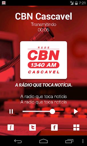 Radio CBN Cascavel - 1340