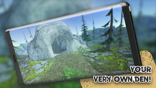 Wolf Simulator Evolution MOD (Unlimited Currency) 5