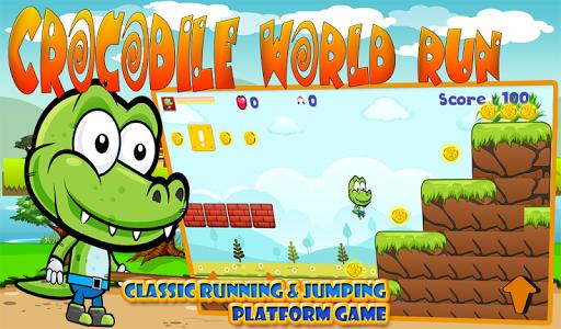 Crocodile world run