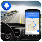 GPS Navigation System & Offline Maps Directions. icon
