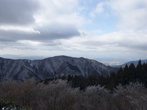 水谷岳(カクレグラ)