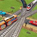Train Games Free Train Driving icon
