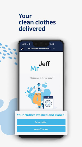 Jeff - The super services app 4.13.1 screenshots 3