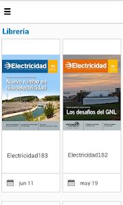 Electricidad screenshot 2
