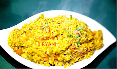 50. Vegetables Biryani