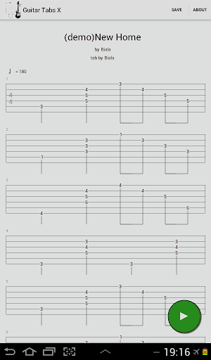 Guitar Tabs X 4.08 screenshots 15